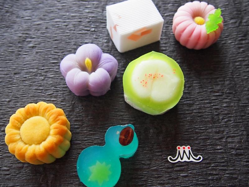 上生菓子201508